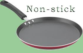 नॉन स्टिक बर्तन कैसे काम करता है ?