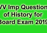 इतिहास के most Important 50 questions